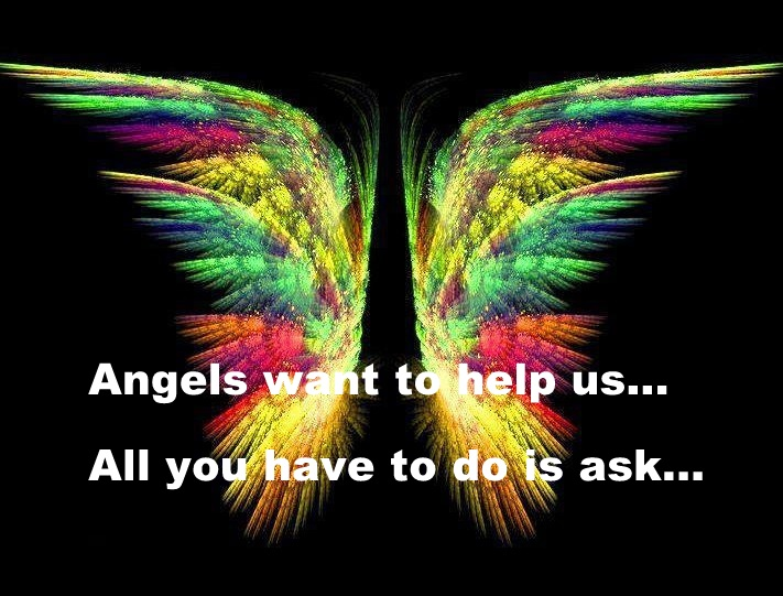 help from angels